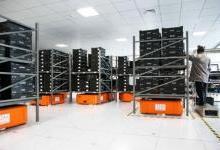 智能仓储系统帮传统制造企业走向工业4.0