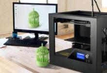 共享3D打印出现 还可打印机器人