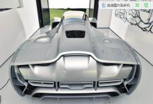 3D打印跑车:帅过保时捷,快过布加迪