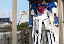 7年时间打造7公尺机器人模型