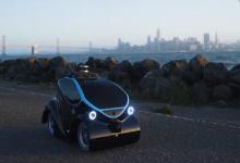比超跑更酷的自动巡逻机器人