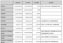 安凯汽车:上半年净利润同比下降249.89%