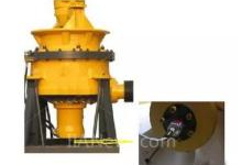 MTS传感器在液压圆锥破碎机上的应用