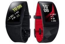 防水性能更强 三星发布全新Gear Fit 2 Pro手环