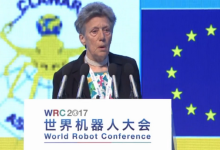 Rezia Molfino:欧盟机器人技术及产业发展趋势