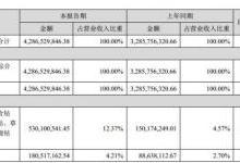格林美上半年净利增长58.60%