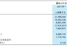 中广核电力上半年净利润增长63.47%