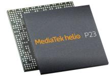 联发科发布Helio P23和P30芯片:支持双摄、双卡双VoLTE