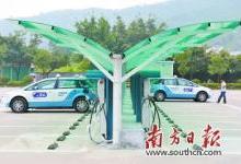 """山顶的大风车:发展绿色清洁能源捍卫""""惠州蓝"""""""