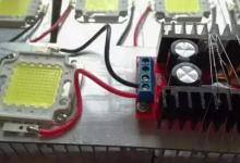 1000W、1600W的LED灯有多亮?感受一下