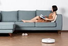 米家扫地机器:73%的男人在家都是劳模!