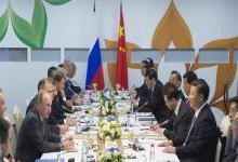 中俄将落实能源、核电等合作项目