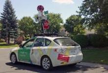谷歌升级街景采集车 用人工智能来获得更佳的图像