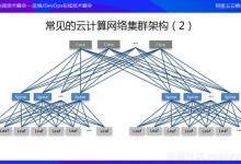 云计算网络基础架构的实践和演进