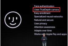 iPhone X前置3D摄像头采用结构光方案