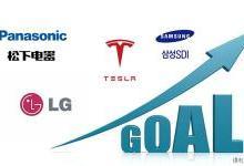 浅析4大电池企业发展有何借鉴之处