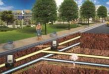 复杂的管道清淤工作其实可以交给机器人来做