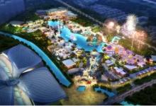 主题乐园夜景照明设计的三大要点