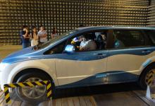 """助推出租车全面电动化  第三批深圳市""""的哥的姐""""探营比亚迪"""