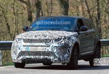 路虎全新插电式混动SUV搭配小容量锂电池组