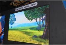 小间距将成为LED显示屏厂商厮杀的下一个战场