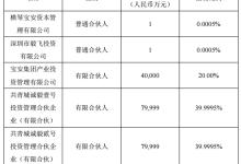 中国宝安子公司拟出资4亿元布局新能源汽车市场