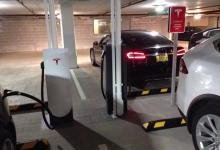 特斯拉城市充电桩实地评测