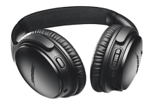 BOSE降噪耳机QC 35 II发布