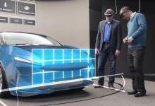 福特用微软Hololens头显造车