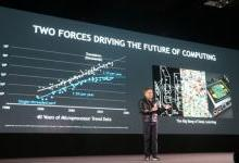 英伟达黄仁勋:人工智能计算的新纪元