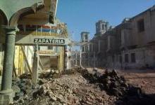 检测机器人助力地震灾后重建工作