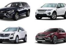 8月份中国市场豪车销量排行榜
