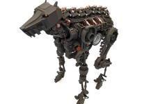 EnvisionTEC展示多材料3D打印机械狗