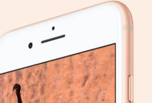 苹果雪上加霜 iPhone 8销量不佳听筒还出问题