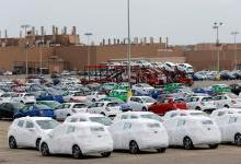 底特律汽车三巨头产量低于外资车企