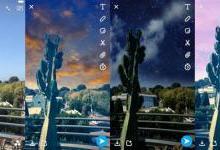 PS已落伍 AR滤镜问世:自动为照片变天气