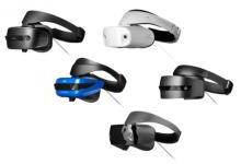虚拟现实还不够 一大波微软混合头盔开售