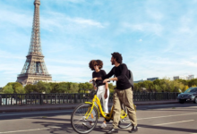 共享单车增量强劲 ofo进驻全球20国