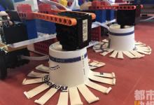 6岁小学生制作扫地机器人 帮妈妈减负