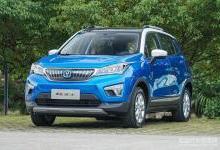 10-15万元小型纯电动SUV推荐