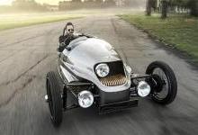 摩根汽车计划推出三轮版纯电动车EV3
