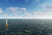 国内最大单体海上风电项目并网发电