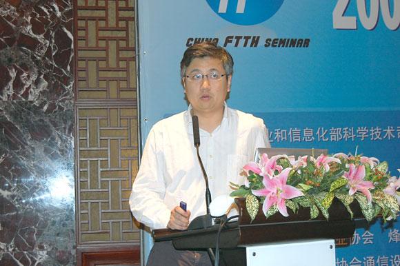 金耀辉:WDM-PON与FTTH - OFweek光通讯网