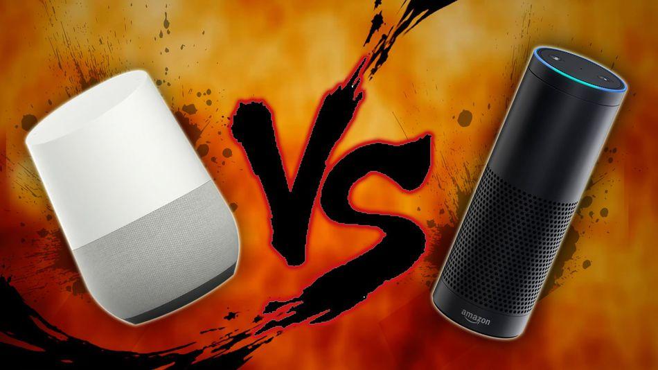 三大维度对比Google Home和Amazon Echo:谁是最强语音助手?
