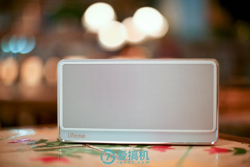 魅族Lifeme BTS30蓝牙音箱评测 极简设计 文艺气息十足
