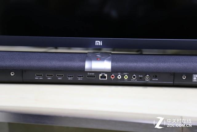 65寸小米电视3s首发评测:功能强劲 性价比出众