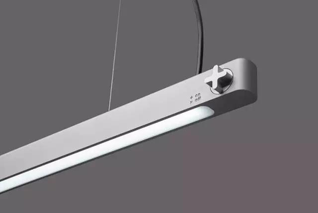 一场光与影的游戏 8盏LED创意灯具