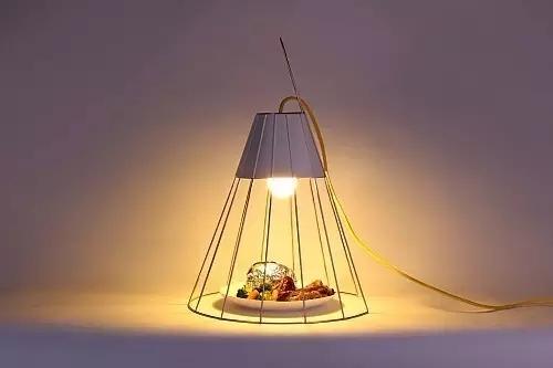 这些创意实足的LED照明灯具你见过吗