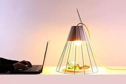 这些创意十Ψ足的LED照明灯具你而如今见过吗