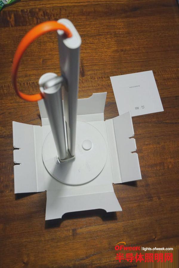 KOK智能LED台灯开箱及使用体验报告